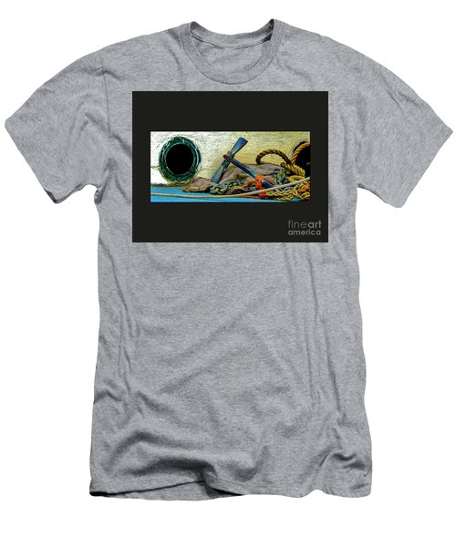 Thoughts Of The Sea Men's T-Shirt (Athletic Fit)