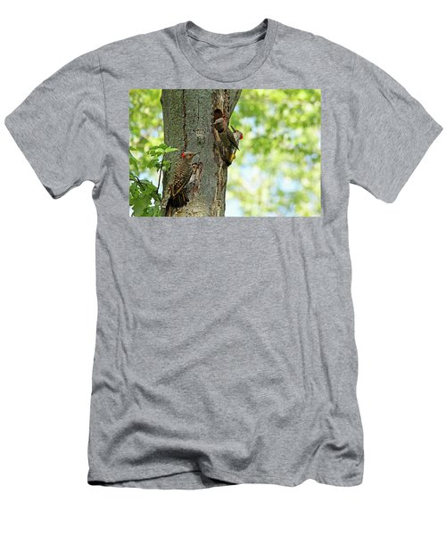 Three Flickers Men's T-Shirt (Athletic Fit)