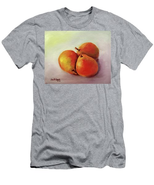 Three Pears Men's T-Shirt (Athletic Fit)
