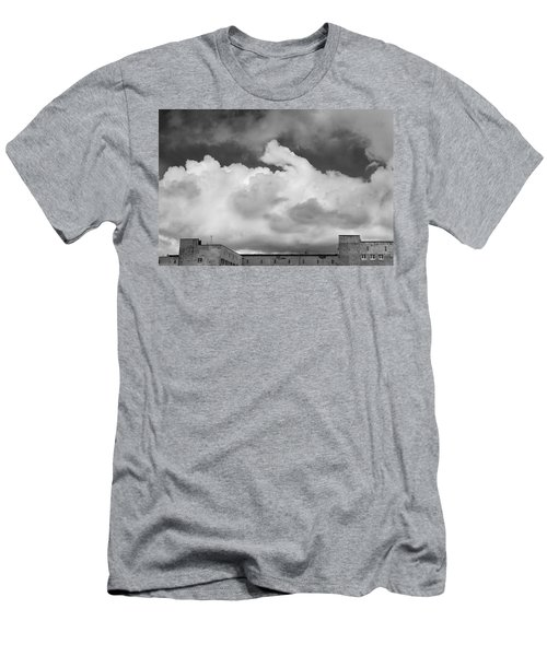 Three Windows Men's T-Shirt (Athletic Fit)