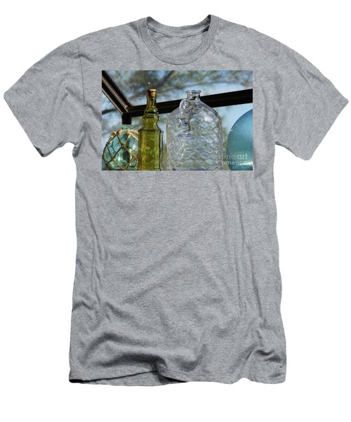 Thru The Looking Glass 2 Men's T-Shirt (Slim Fit) by Megan Cohen