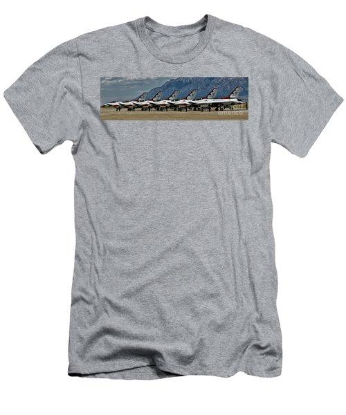 Thunderbirds Ready Men's T-Shirt (Athletic Fit)