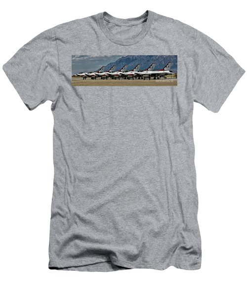 Thunderbirds Ready Men's T-Shirt (Athletic Fit)