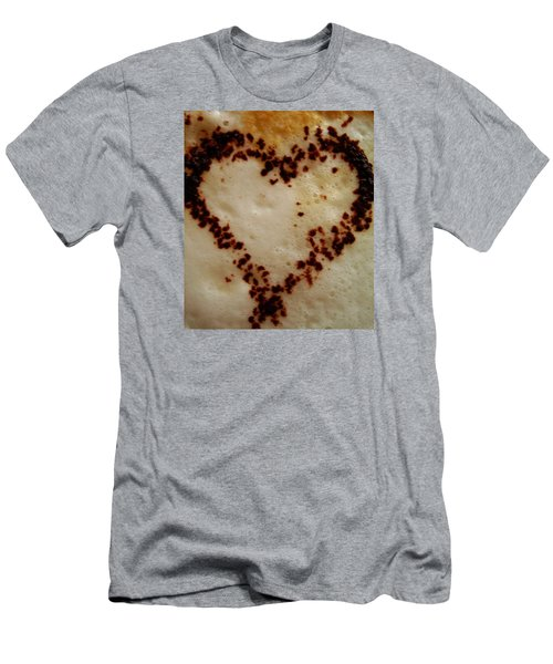 Ti Amo ... Men's T-Shirt (Athletic Fit)