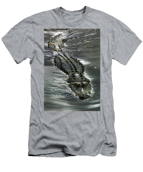 Men's T-Shirt (Slim Fit) featuring the photograph Tick Tock by Anthony Jones