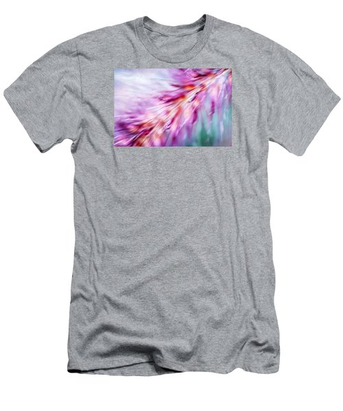 Men's T-Shirt (Slim Fit) featuring the photograph Tickle My Fancy by Carolyn Marshall