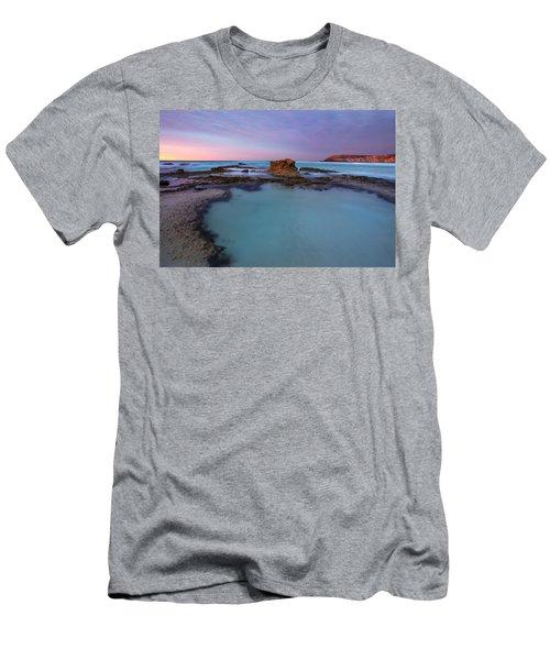 Tidepool Dawn Men's T-Shirt (Athletic Fit)