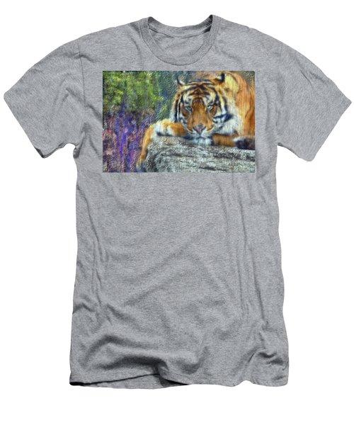 Tigerland Men's T-Shirt (Slim Fit) by Michael Cleere