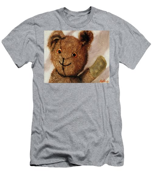 Tillie - Vintage Bear Painting Men's T-Shirt (Athletic Fit)