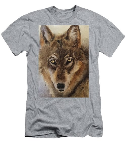 Timber Wolf Men's T-Shirt (Slim Fit)