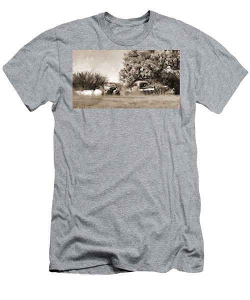 Timeworn Men's T-Shirt (Slim Fit)