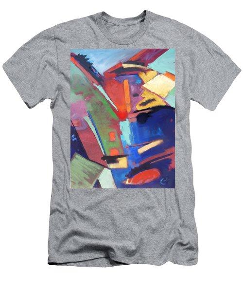 Title? Men's T-Shirt (Athletic Fit)