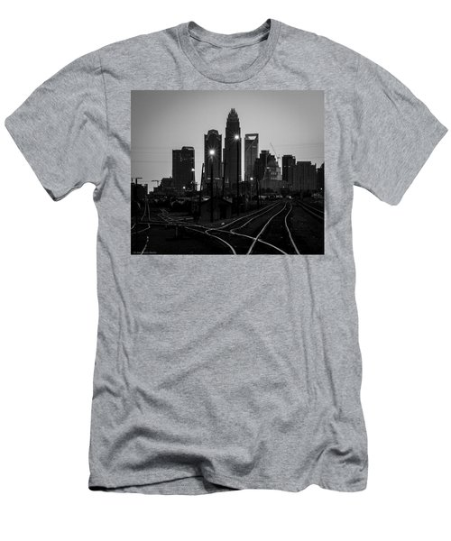 To The Queen City Men's T-Shirt (Athletic Fit)