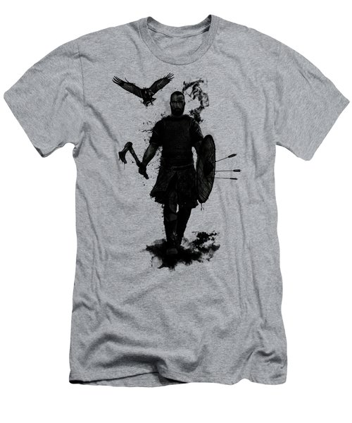 To Valhalla Men's T-Shirt (Athletic Fit)