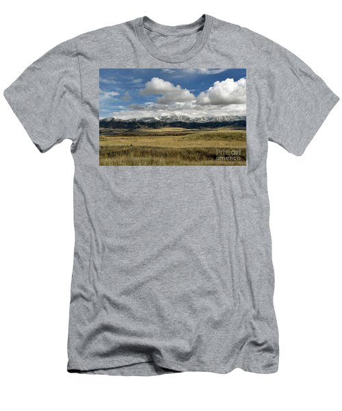 Tobacco Root Mountains Men's T-Shirt (Athletic Fit)
