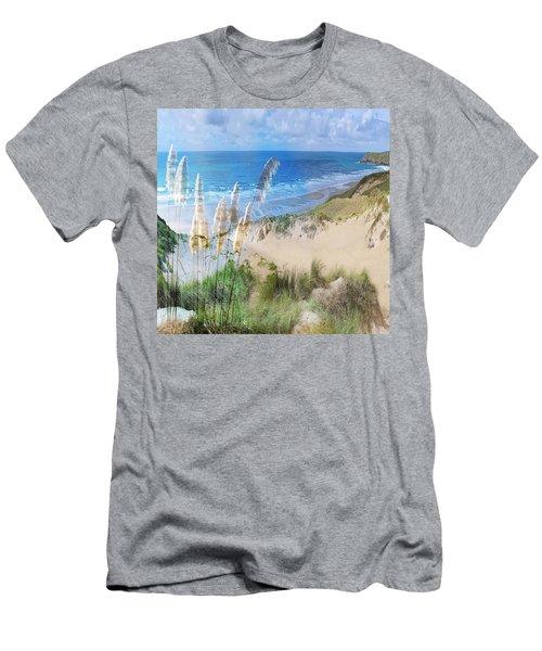 Toi Tois In Coastal  Sandhills Men's T-Shirt (Athletic Fit)