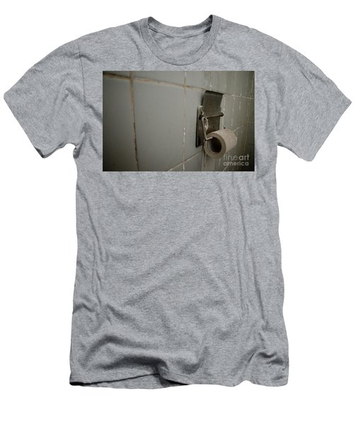 Toilet Paper Men's T-Shirt (Athletic Fit)