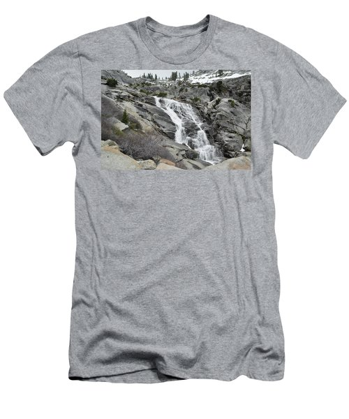 Tokopah Falls Men's T-Shirt (Athletic Fit)