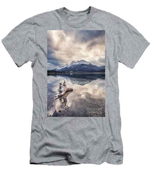 Tomorrow Fades Away Men's T-Shirt (Athletic Fit)