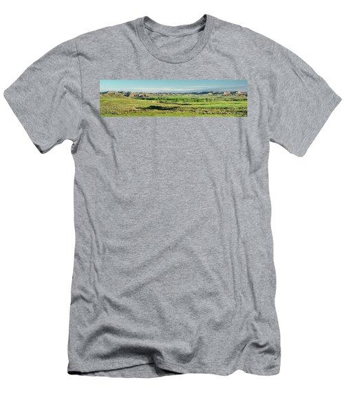 Tongue River Valley Men's T-Shirt (Athletic Fit)