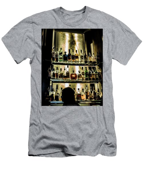 Top Shelf Men's T-Shirt (Athletic Fit)