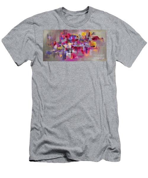 Topaz Men's T-Shirt (Athletic Fit)