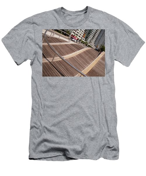Toronto's Harbourfront Men's T-Shirt (Athletic Fit)