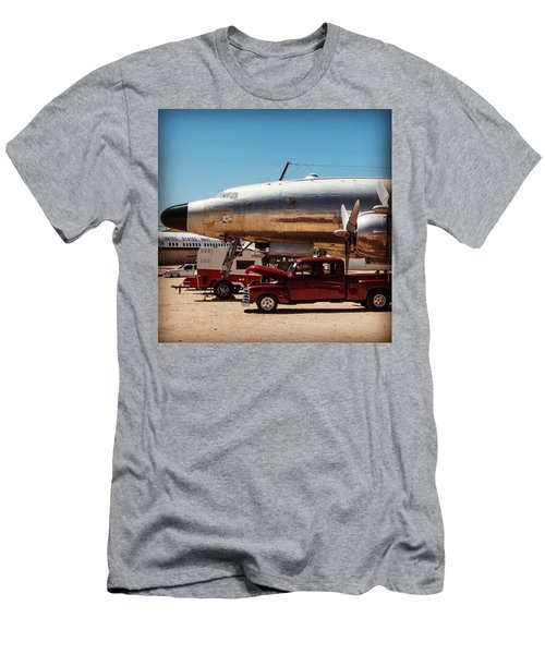 Torque Fest Pima Air And Space Museum Men's T-Shirt (Athletic Fit)