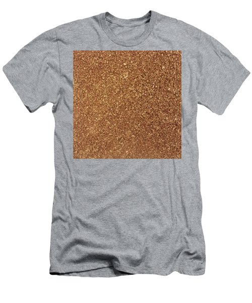 Touch Of Gold Men's T-Shirt (Slim Fit) by Alan Casadei