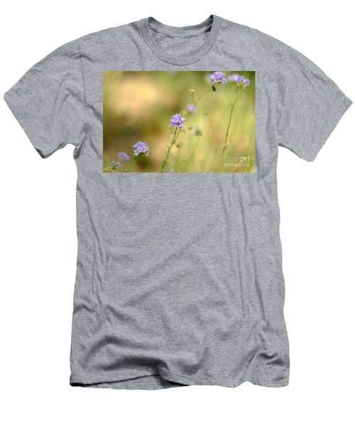 Touch Of Lavender Light Men's T-Shirt (Athletic Fit)