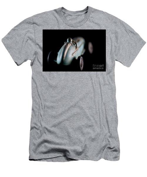Toy Race Car Men's T-Shirt (Slim Fit) by Wilma Birdwell