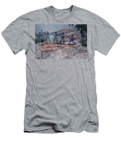 Toy Soldiers Men's T-Shirt (Athletic Fit)