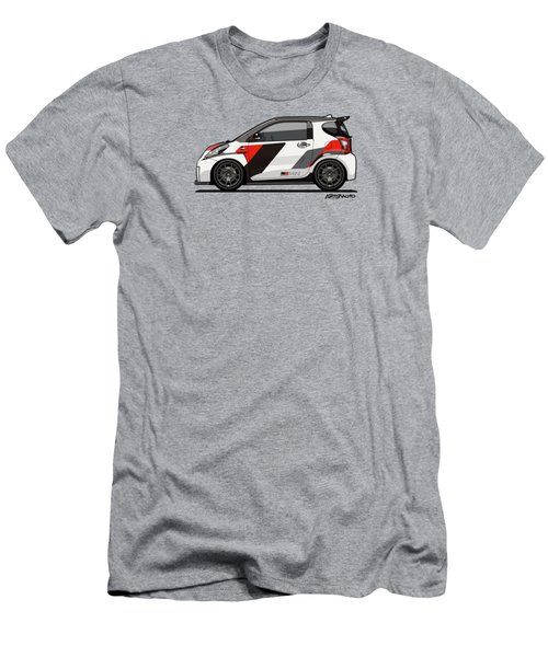 Toyota Scion Grmn Iq Racing Concept Men's T-Shirt (Athletic Fit)