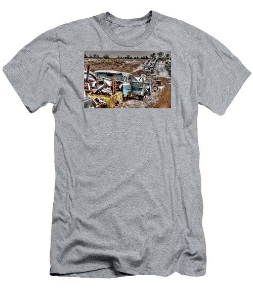 Traffic Zone Men's T-Shirt (Athletic Fit)
