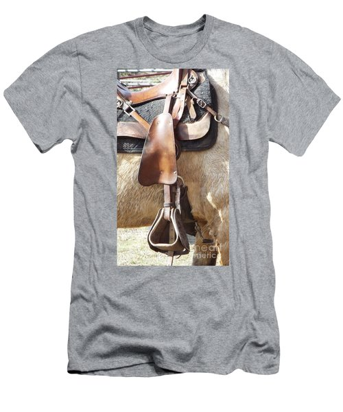 Trail Tack Men's T-Shirt (Athletic Fit)