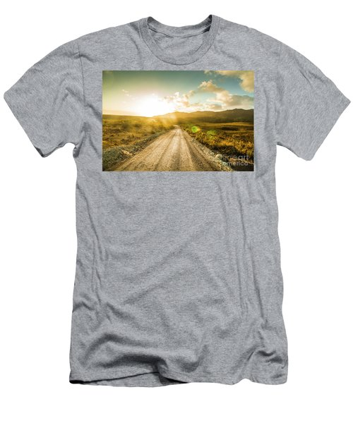 Trail To Trial Men's T-Shirt (Athletic Fit)