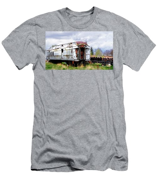 Train Tootoot Men's T-Shirt (Athletic Fit)
