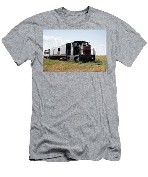 Train Tour Men's T-Shirt (Athletic Fit)