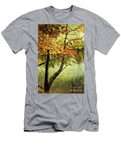 Tranquil Autumn Day Men's T-Shirt (Athletic Fit)