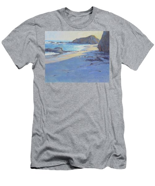 Tranquility Study / Laguna Beach Men's T-Shirt (Athletic Fit)