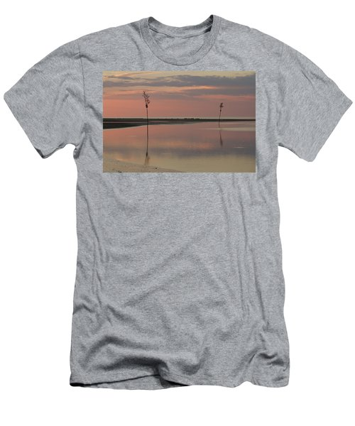 Tranquility  Men's T-Shirt (Slim Fit)