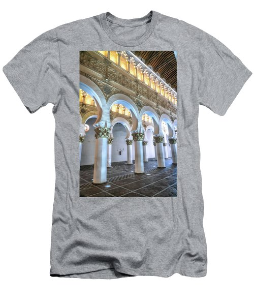 Transcept Men's T-Shirt (Athletic Fit)