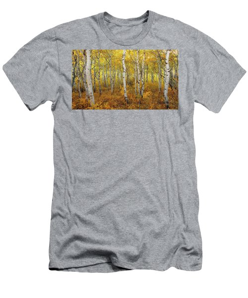 Men's T-Shirt (Athletic Fit) featuring the photograph Transition by Dustin  LeFevre