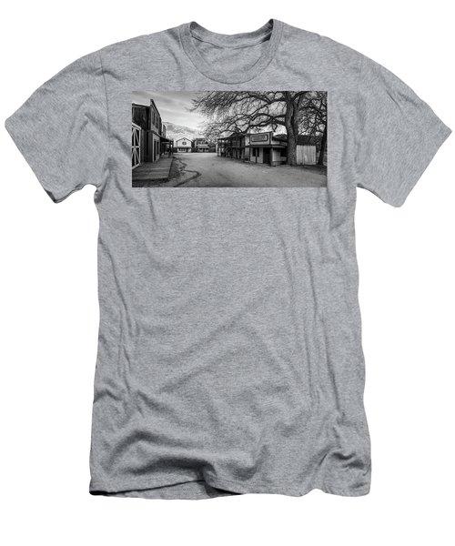 Trapper Street Men's T-Shirt (Athletic Fit)