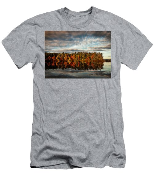 Trapp's Point Men's T-Shirt (Athletic Fit)