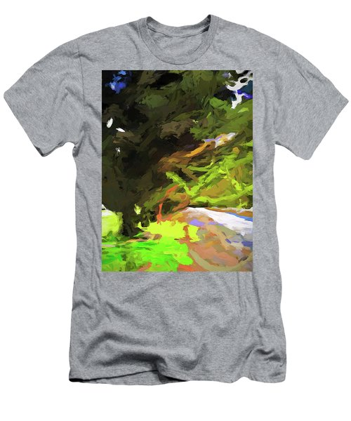 Tree Avenue Men's T-Shirt (Athletic Fit)