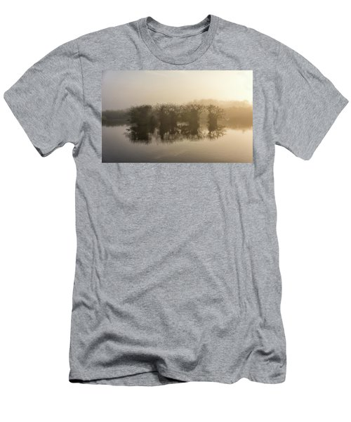 Tree Islands Men's T-Shirt (Athletic Fit)