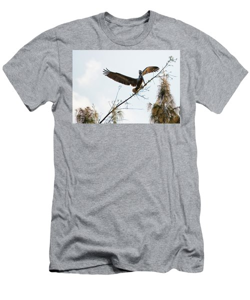 Tree Landing Men's T-Shirt (Athletic Fit)