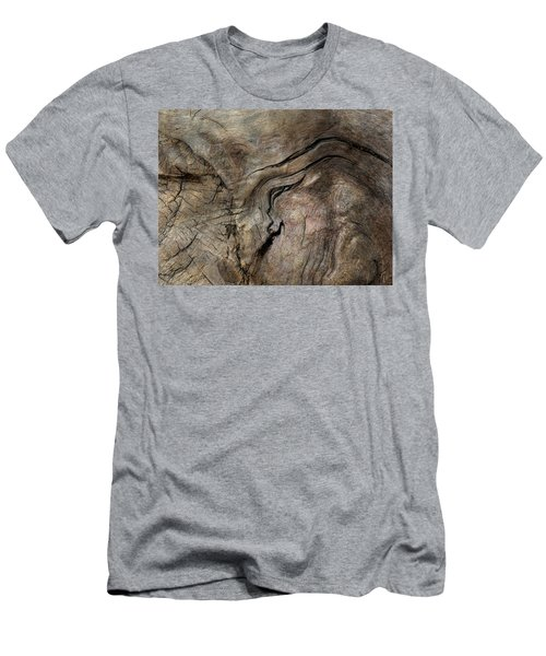 Men's T-Shirt (Slim Fit) featuring the photograph Tree Memories # 23 by Ed Hall