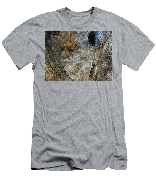 Men's T-Shirt (Slim Fit) featuring the photograph Tree Memories # 25 by Ed Hall